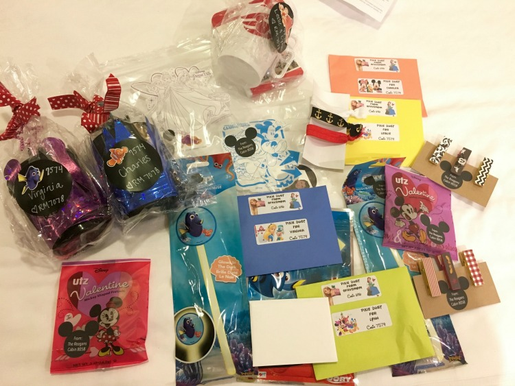 Disney Cruise Line Fish Extender Gifts Received