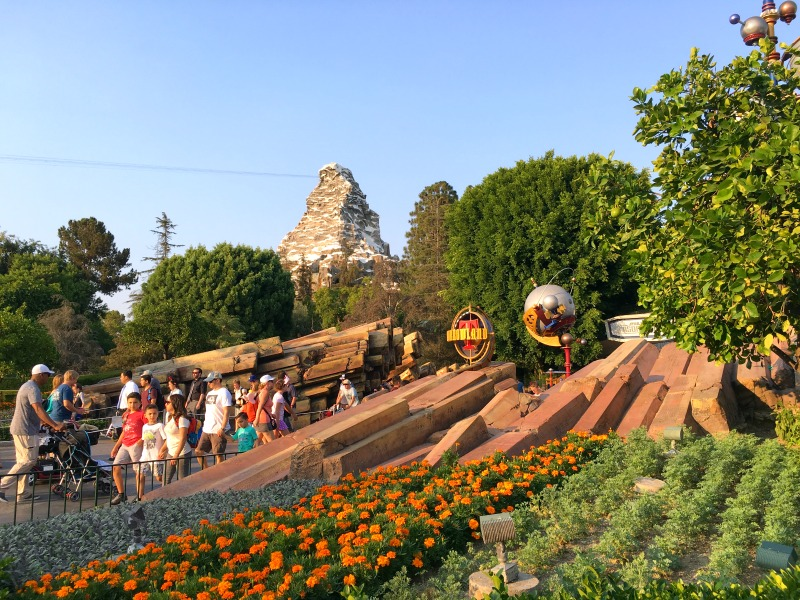 New at Disneyland 2017 - Tomorrowland