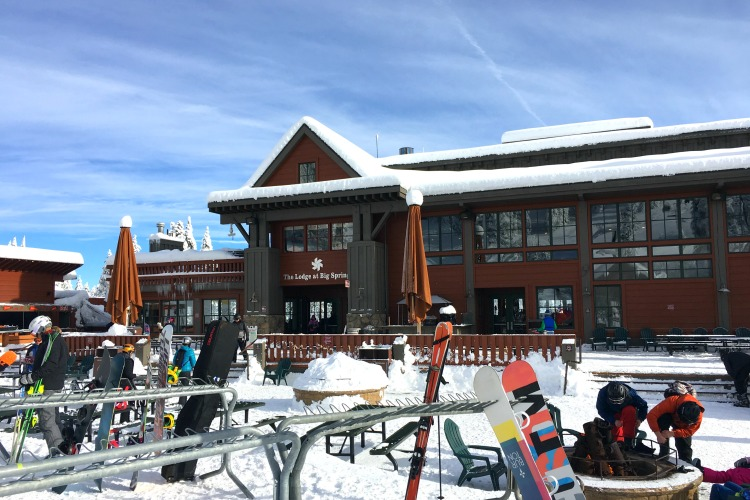 Northstar California Dining Guide - Lodge at Big Springs