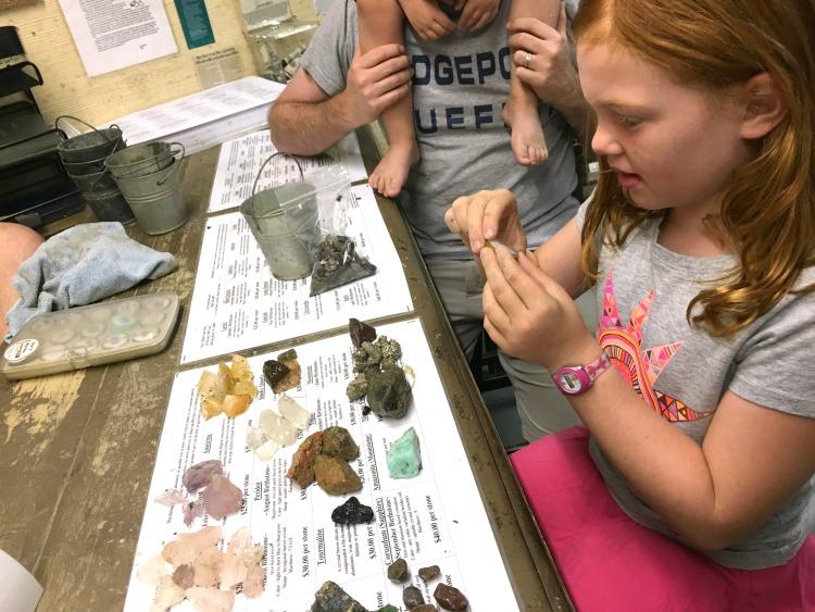 North Carolina High Country - Docs Rocks Gems