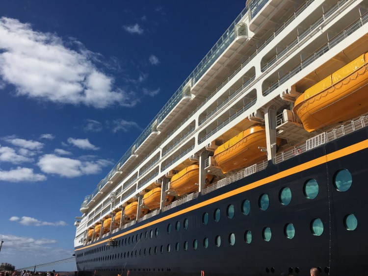 Disney Cruise Line with Toddlers and Preschoolers - Disney Wonder