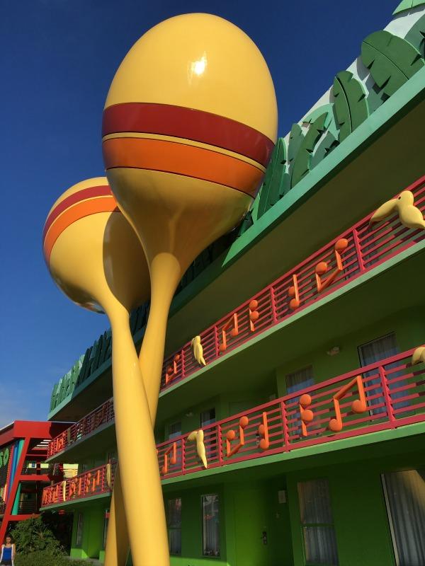 Disney World Resort - Value at All Star Music