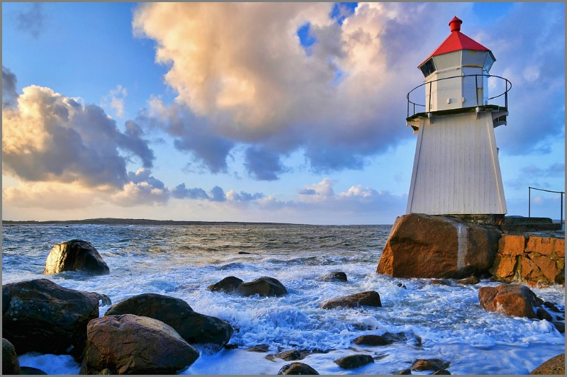 Oslo with Kids - Lighthouse