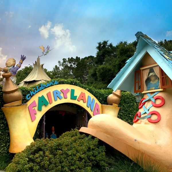 Things to do in Oakland with Kids - Childrens Fairyland