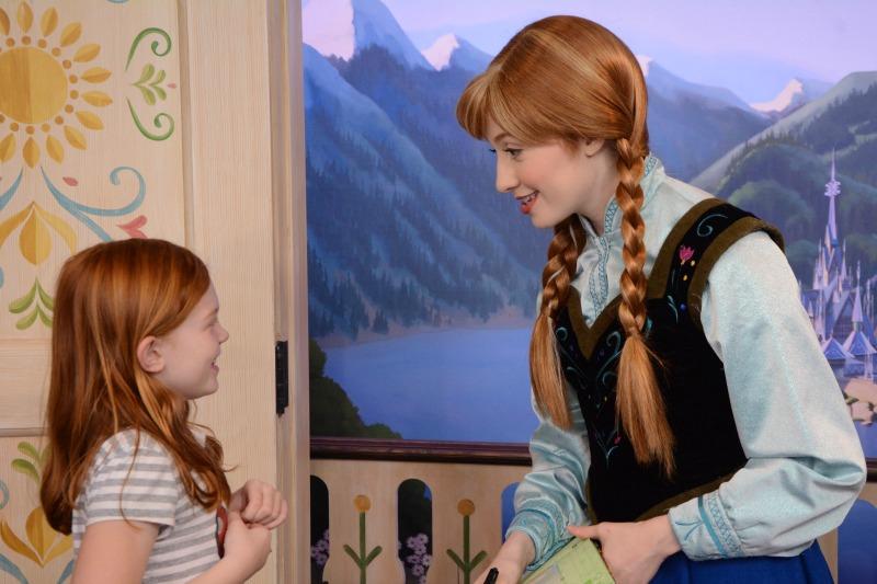 Which Disney World Park to Skip - Frozen Fans Should not Anna & Elsa in Epcot