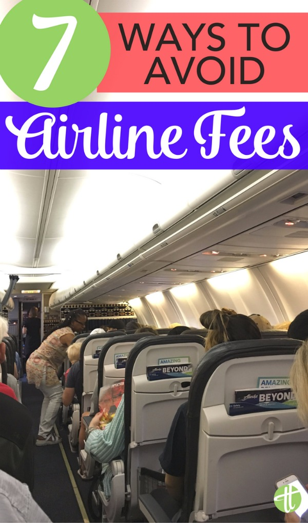 Hate all the fees airlines charge? Fight back and save money with these smart strategies and tips for avoiding fees for seat assignments, checked bags, and more the next time you fly.