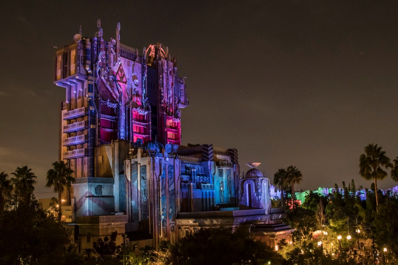 New at Disneyland Fall Winter 2017 - Guardians Monster After Dark
