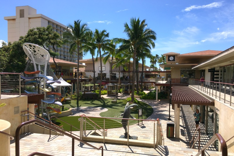 Things to do in Maui with Kids - Whalers Village