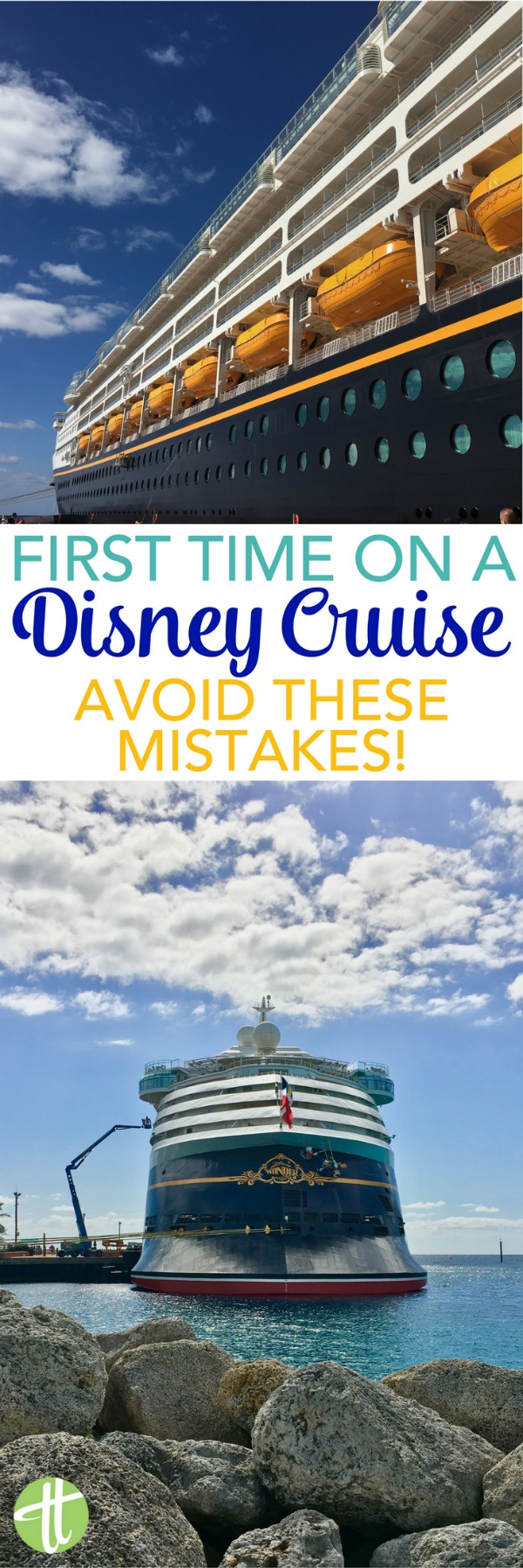 Planning your first Disney Cruise vacation? Don't make the same mistakes we did. Insider planning tips and secrets that every Disney Cruise Line newbie needs.