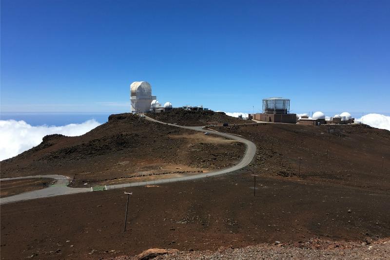 Haleakala National Park Guide and Tips - Red Hill Observatory