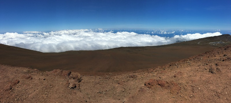 Haleakala National Park Guide and Tips - View from the Summit