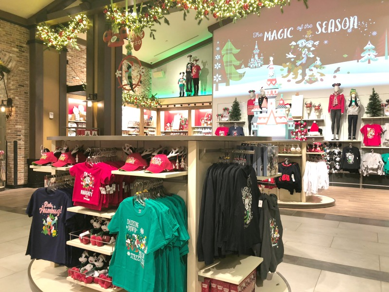Disneyland Holidays - Christmas Merchandise