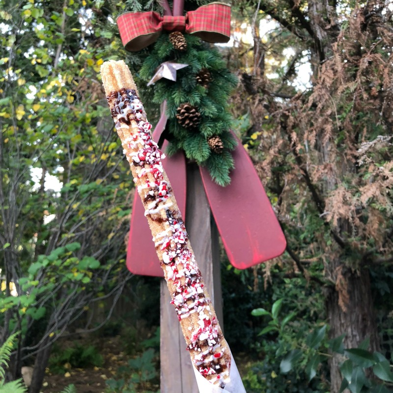 Disneyland Holidays - Peppermint Churro