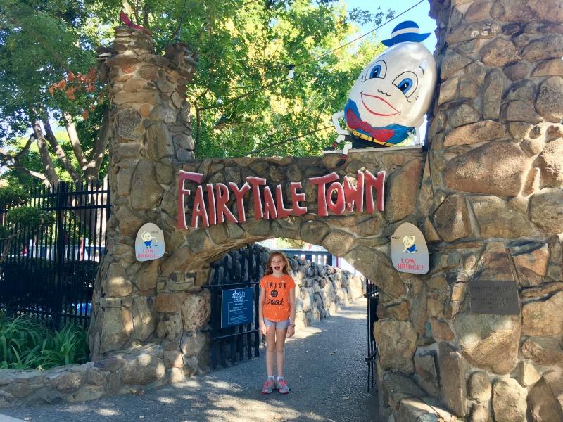 Old Sacramento - Fairy Tale Town