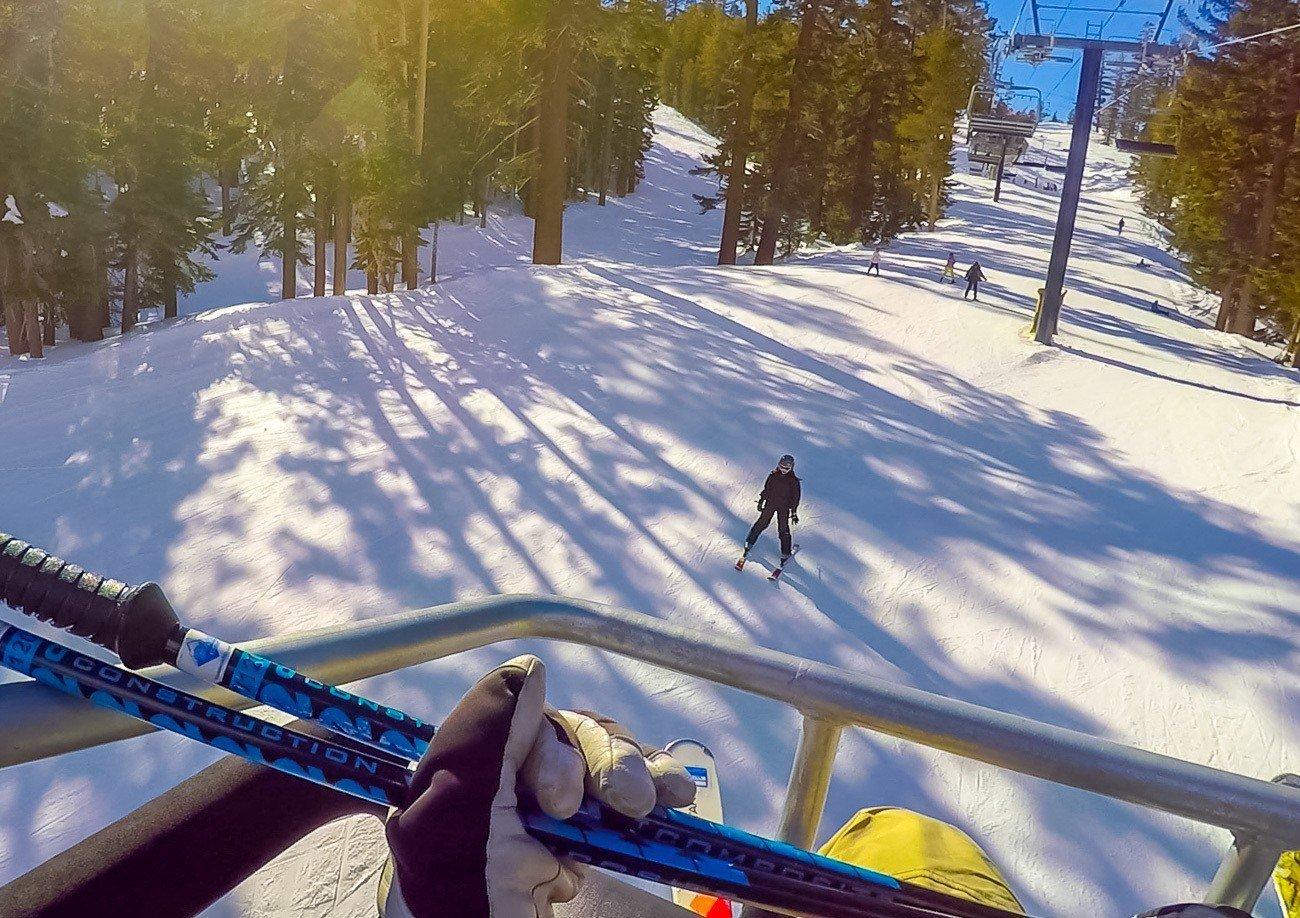 Winter Destinations in California - Mammoth Lakes