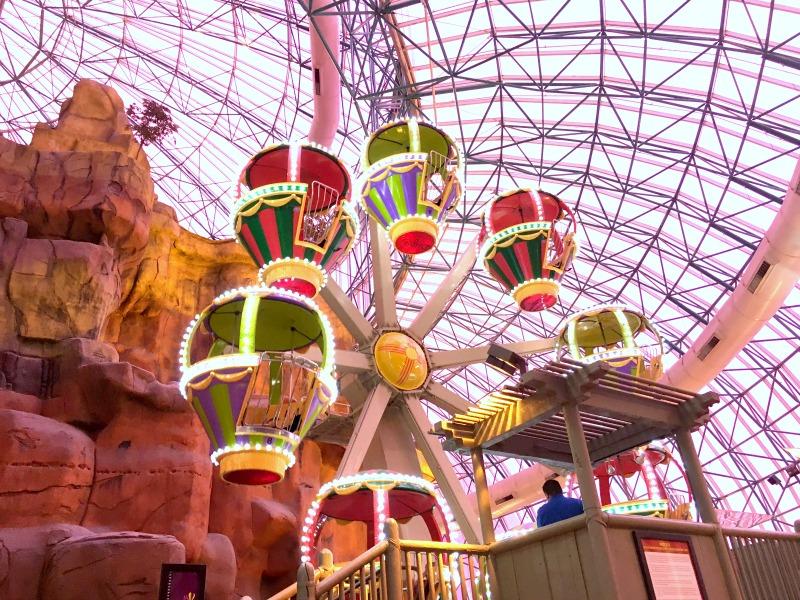 Kid-Friendly Hotels in Las Vegas - Circus Circus Adventuredome
