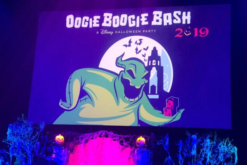 Disneyland Halloween Time - Oogie Boogie Bash