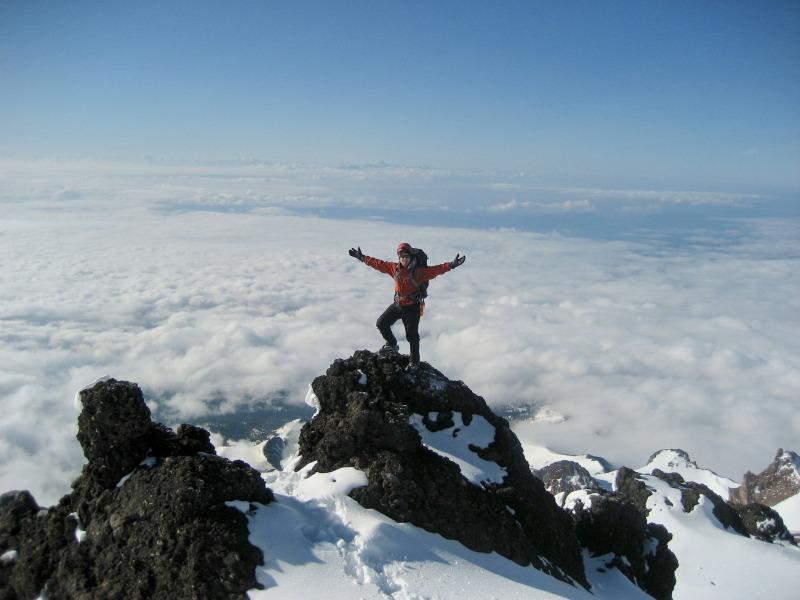 Volcano Road Trip - Shasta Summit