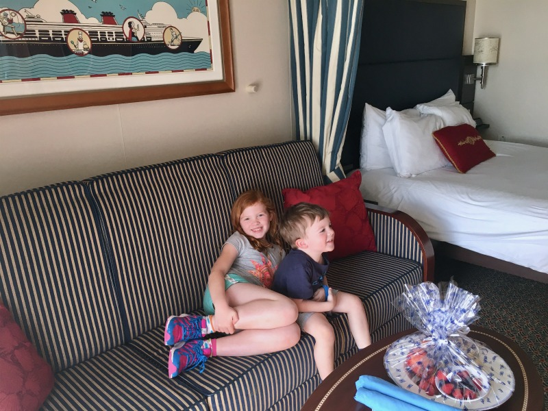 Disney Cruise Line vs. Disney Aulani - Disney Wonder Cabin