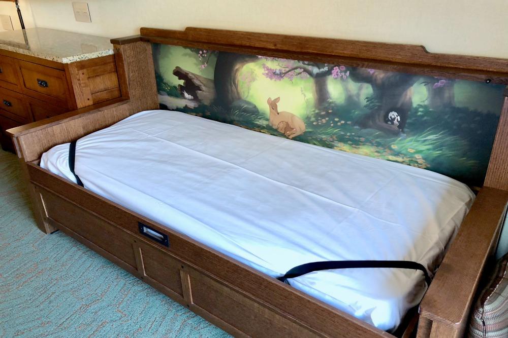 Disneys Grand Californian - Trundle Bed