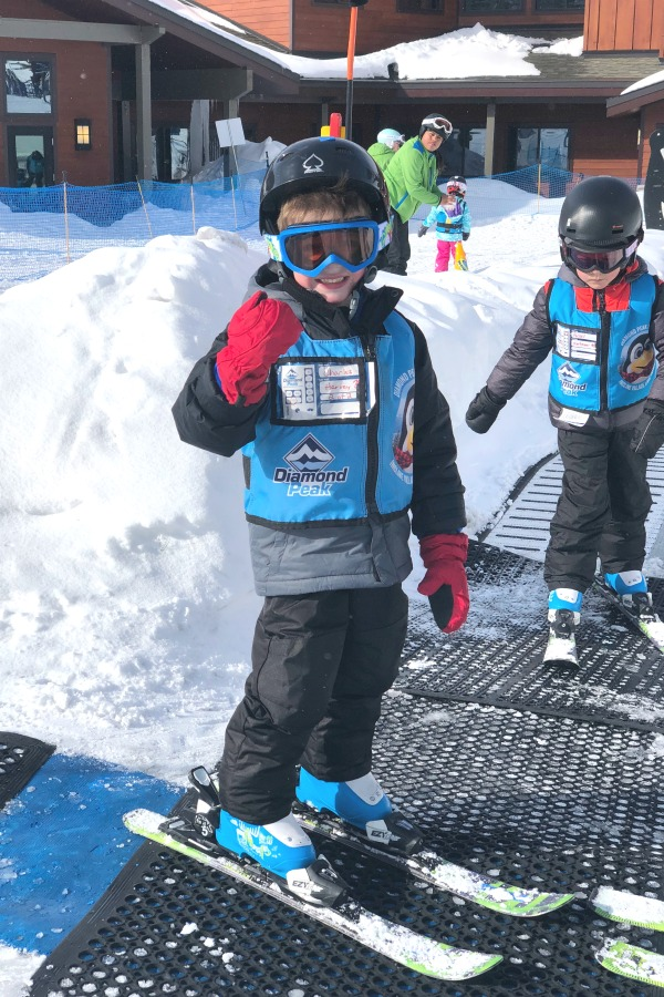 Mistakes Skiing with Kids - Thumbs Up Ski School