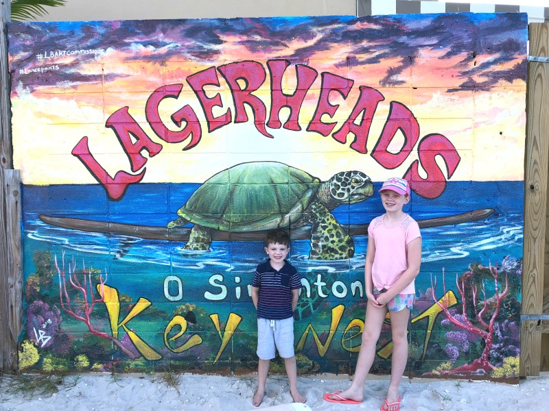 Florida Keys - Key West Lagerheads