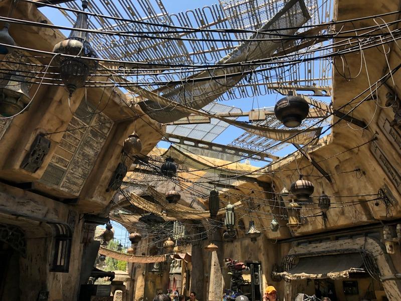 Star Wars Galaxys Edge Disneyland - Marketplace