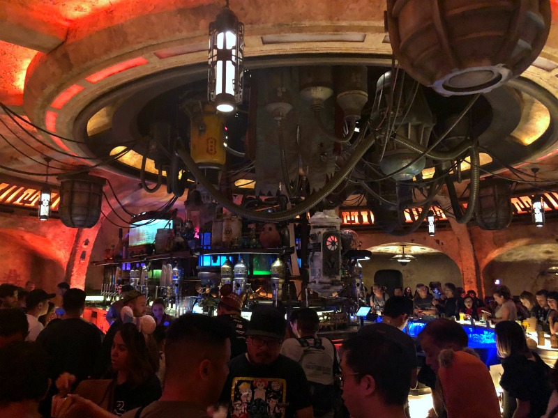 Star Wars Galaxys Edge Tips Disneyland - Ogas Cantina