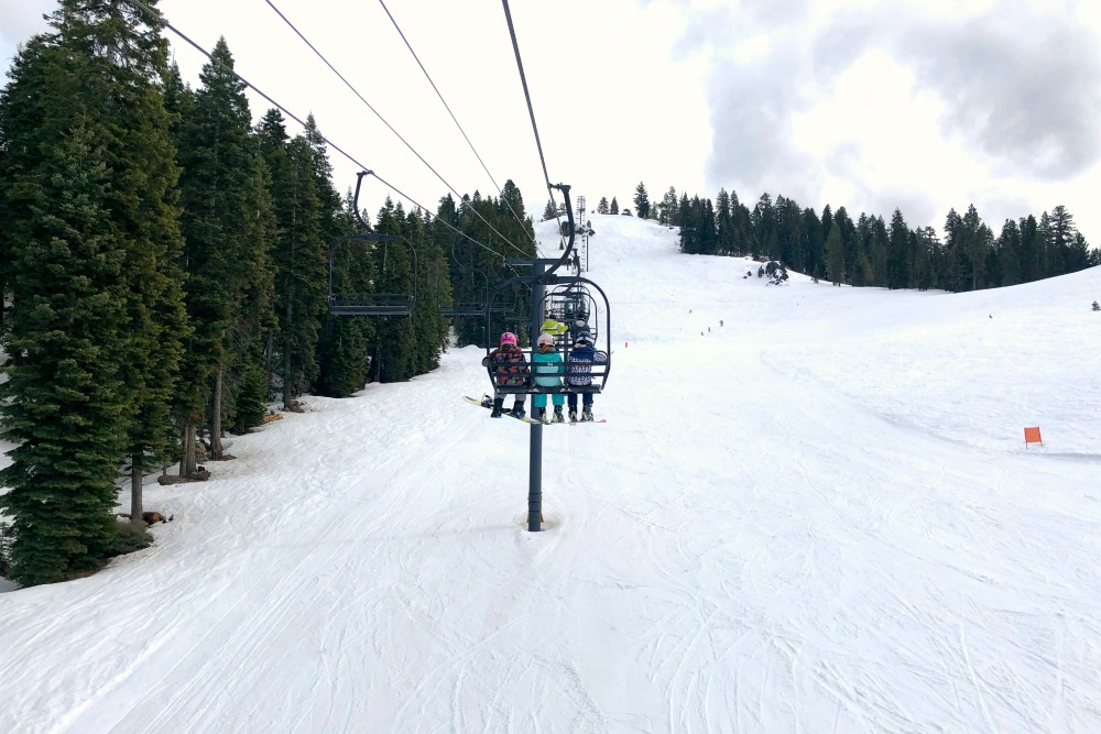 Closest Ski Resort to San Francisco - Dodge Ridge Ski Resort