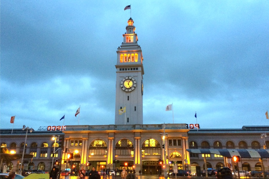 San Francisco 1 day itinerary - Ferry Building