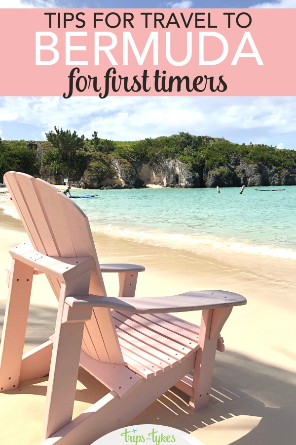 Planning a trip to the Bermuda? Essential travel tips for first time visitors, from information about air travel and cruise ship arrivals, transportation options, where to stay, and more. #bermuda
