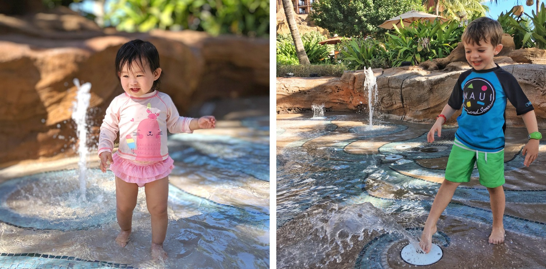 Disney Aulani Keiki Cove Toddlers Preschoolers