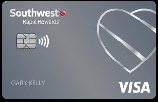 Southwest Rapid Rewards Plus Card Art February 2021