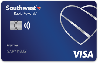 Southwest Rapid Rewards Premier Card Art February 2021