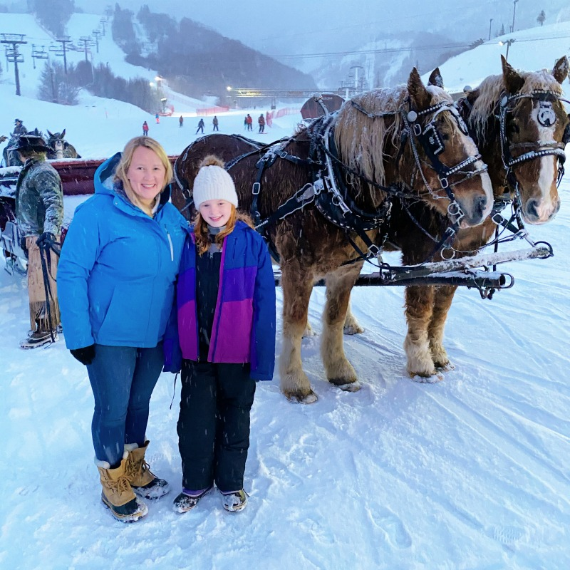 Snowed Inn Sleigh Company Park City