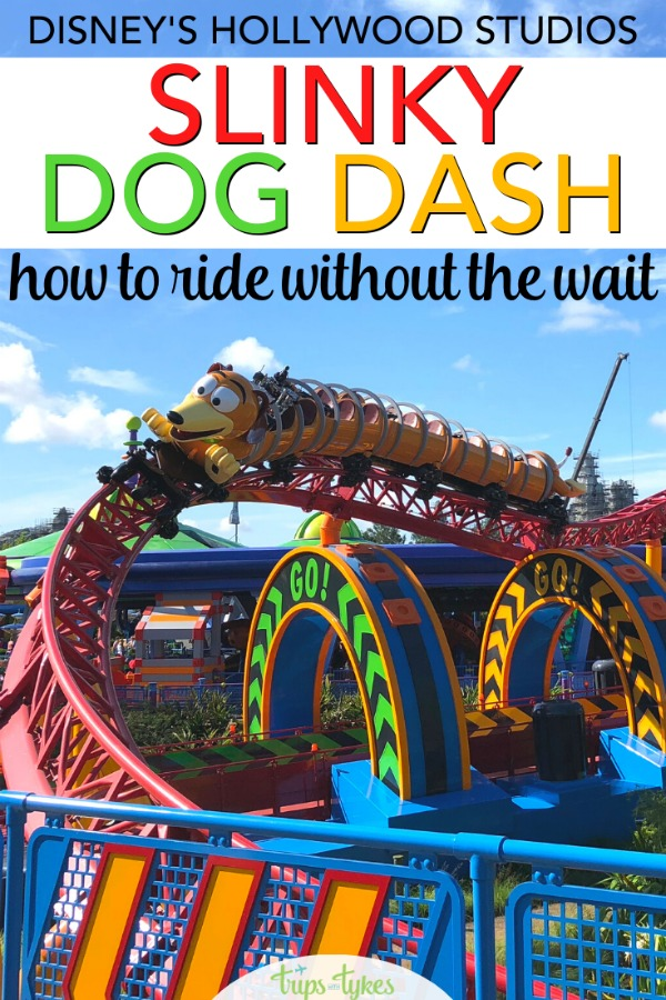 Slinky Dog Dash in Toy Story Land at Disney's Hollywood Studios is still one of the hottest rides and longest waits in the park. Don't wait in long queues if you don't have to though! Learn al l the tips to riding Slinky Dog Dash with shorter lines, from Fastpass+ hacks to the latest rope drop strategies, plus a few other secrets!