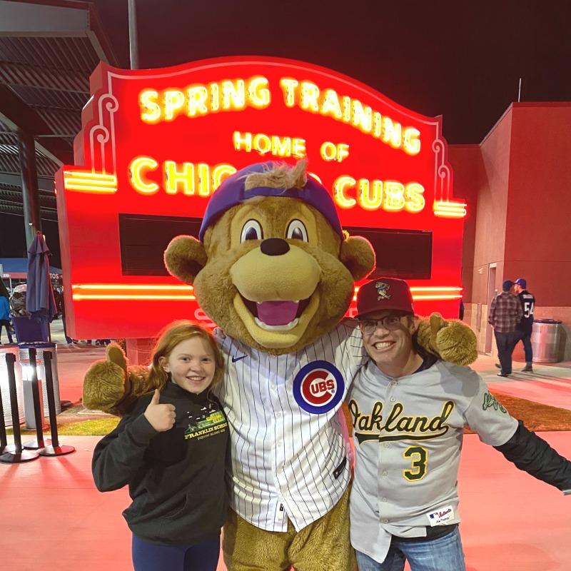 Cactus League Spring Training Chicago Cubs