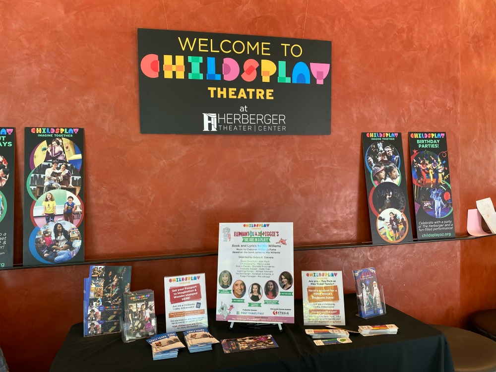 Tempe Arizona with Kids - Childsplay Theater