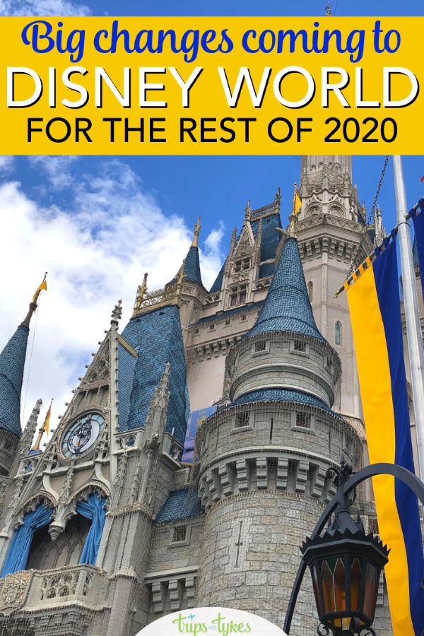 Disney World has announced major operational changes for the re-opening of its Orlando parks in July 2020. Find out what the new rules are for park entry reservations, dining, Fastpasses, safety measures, and more.