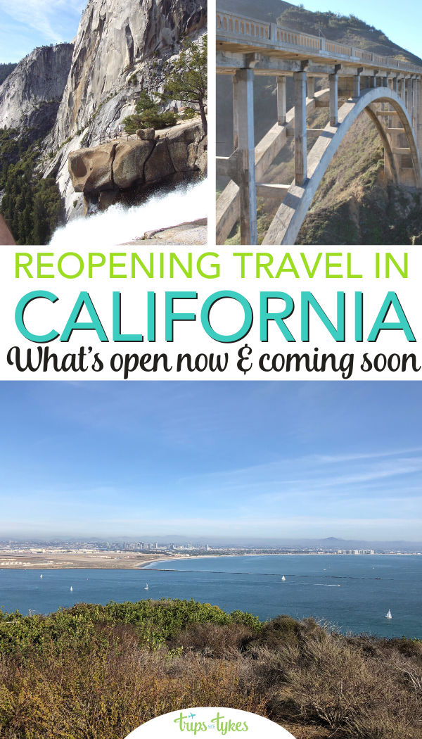 Do you know what's open for travel in the state of California? With each county on a different reopening phase and timeline, reliable information is in short supply. Find out the status of your favorite California beach, city, or national park in this deep dive guide that is regularly updated as summer 2020 goes on!