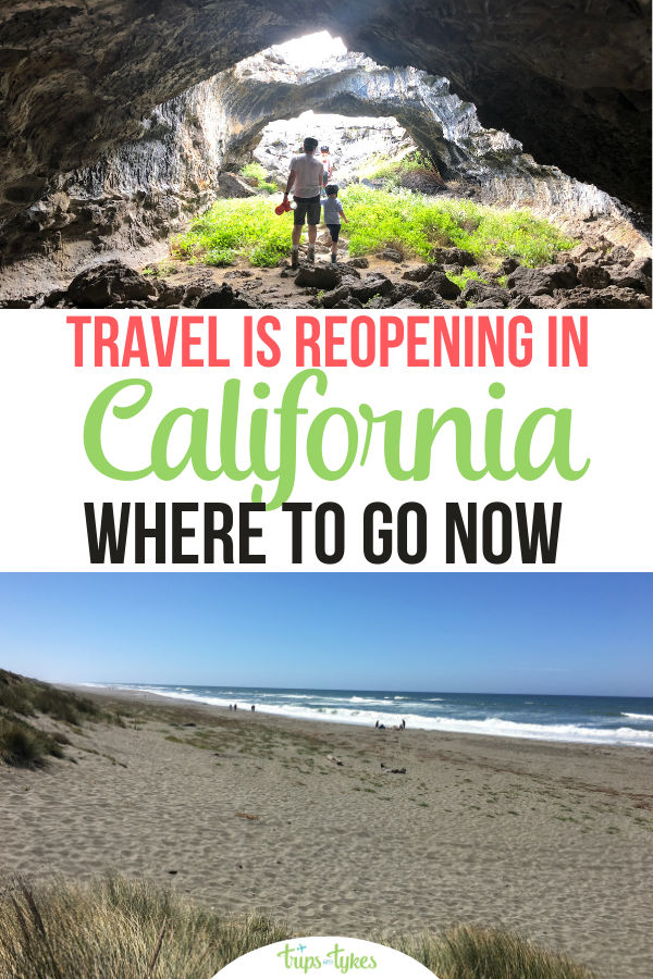California travel is slowly reopening for summer 2020, but reliable information about what is open & what's not is hard to find! From San Diego to San Francisco and from beaches to national parks, here is a comprehensive summary of the tourism and travel status of top California destinations.