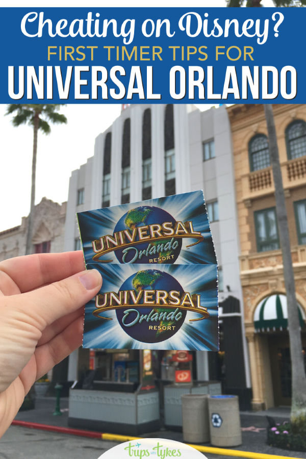 Cheating on Disney World by traveling to Universal Orlando? The two theme park resorts have some differences, but there are also tips and tricks that transfer well. If you know Disney, here is how to use your skills to plan and prepare for a Universal Orlando vacation.