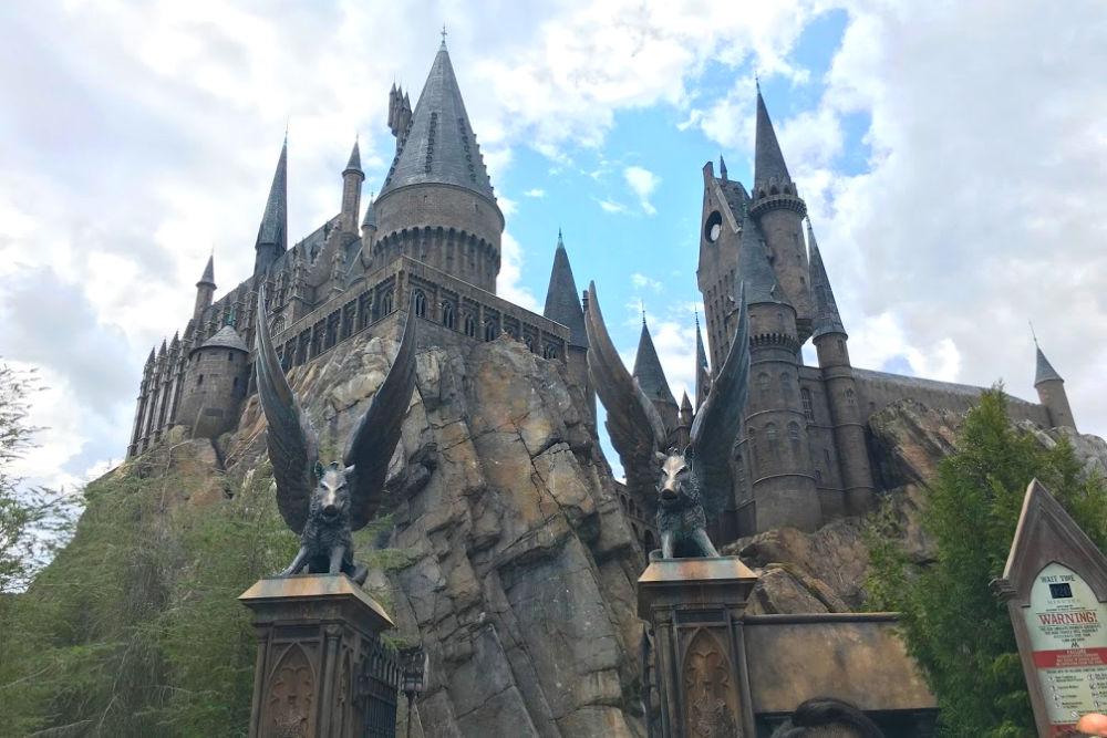 Universal Orlando Hogwarts