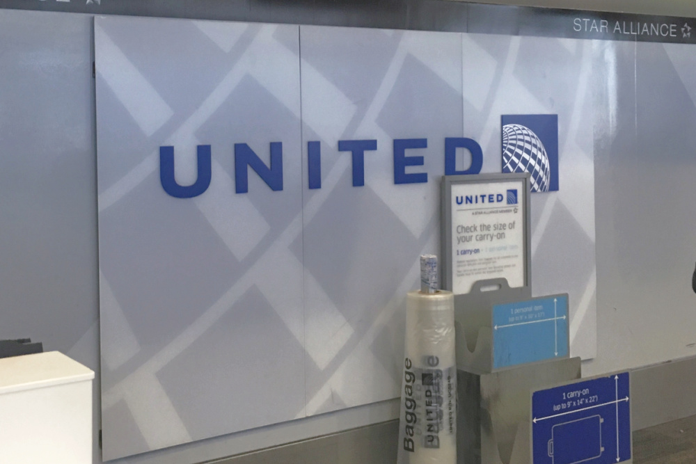 United Airlines No Change Fees Policy