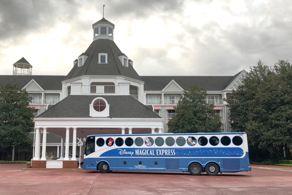 Disney World Transportation - Magical Express