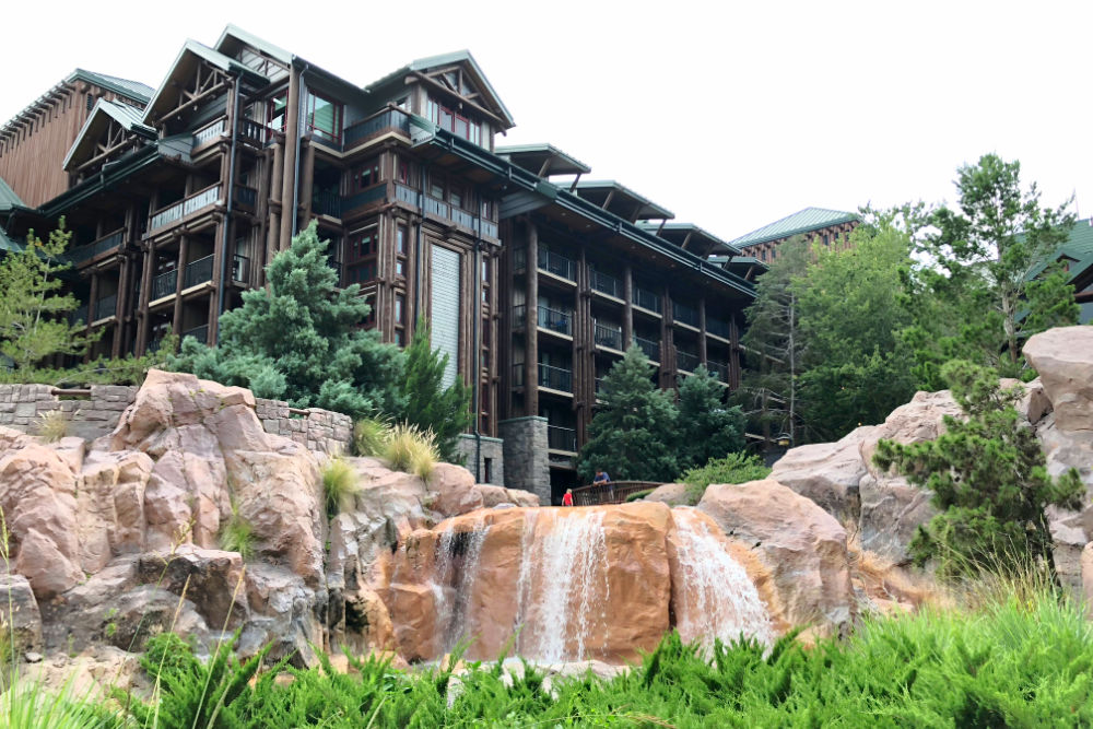 Disney World Wilderness Lodge