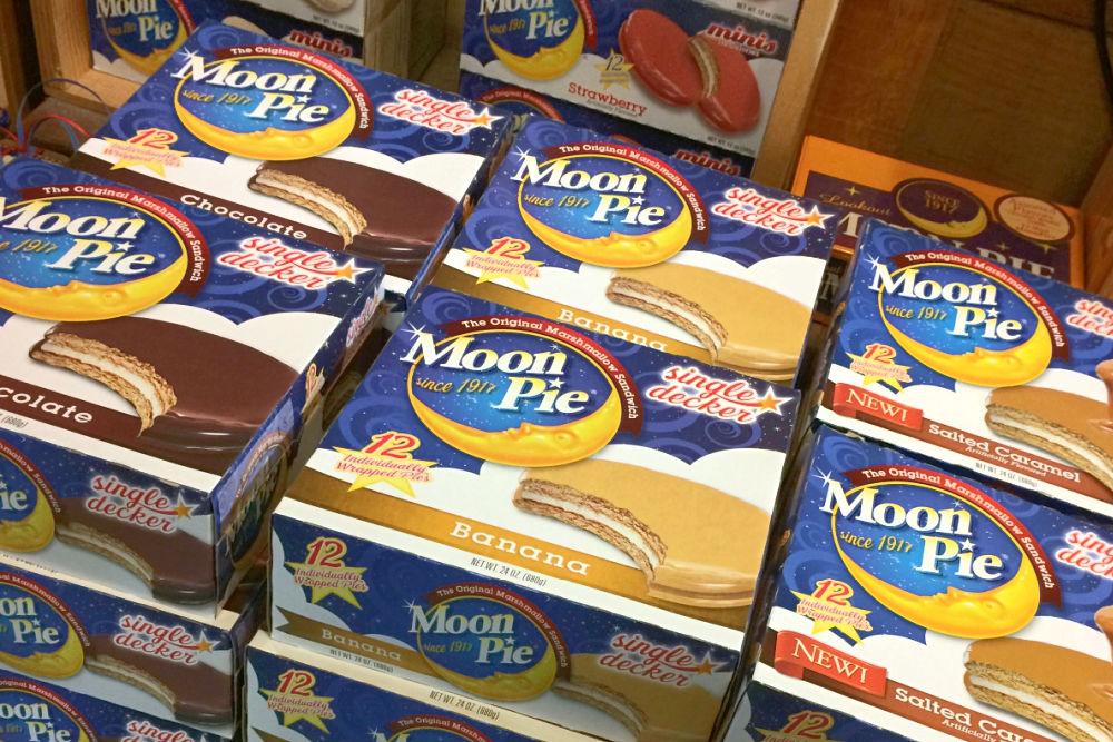 Moon Pie flavors