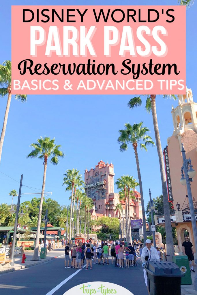 Planning a Walt Disney World vacation in 2021-2022? Did you know you now have to make make daily theme park reservations with the Disney Park Pass system? Find out the basics for how the Disney Park Pass Reservation System works, plus get advanced tips for maximizing system rules.
