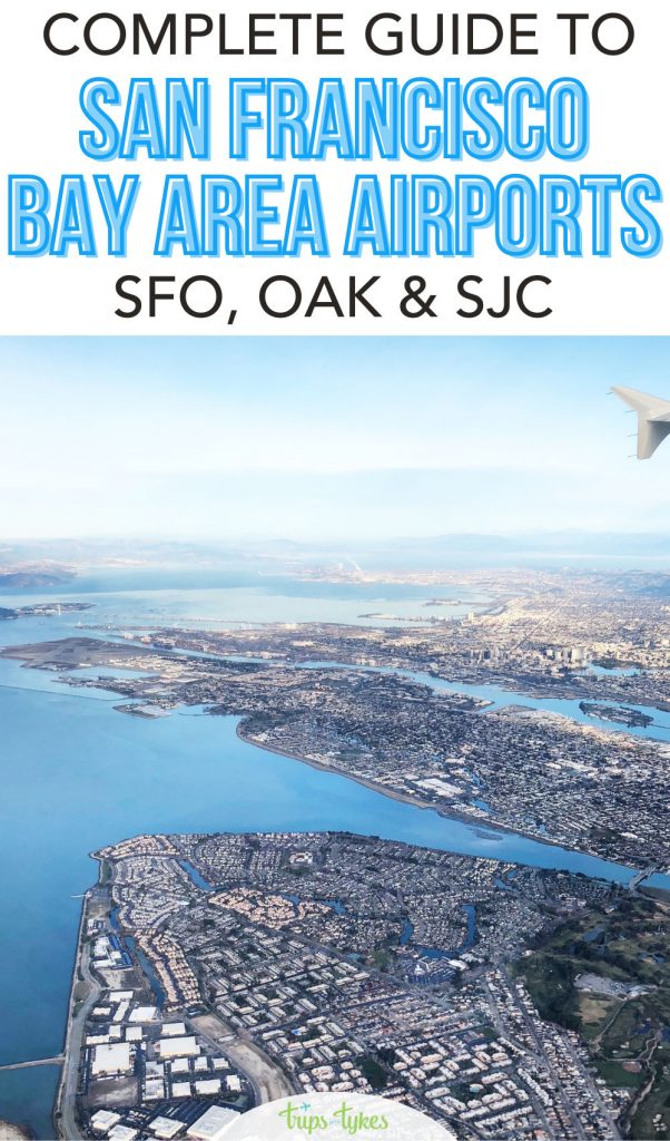 Flying to California's San Francisco Bay Area? Essential details on the three major Northern California airports, SFO, Oakland International, and Mineta San Jose (SJC). Where to find cheap fares, which airlines fly where, and ground transportation tips from a local.