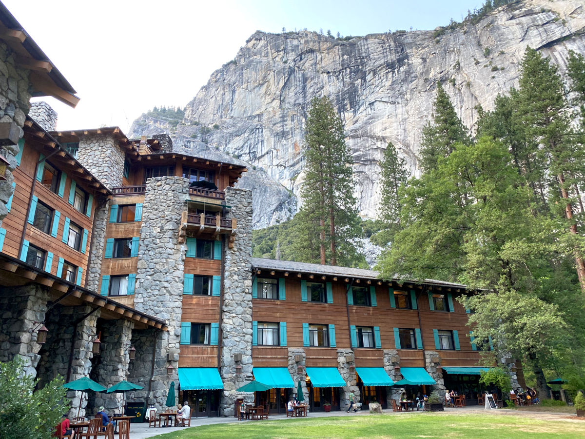 Yosemite Ahwahnee Hotel